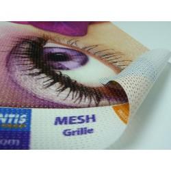Bâches Mesh 260 gr/m2 (ignifugé)